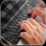 Typing skills for pc logo