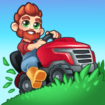 It's Literally Just Mowing for pc logo