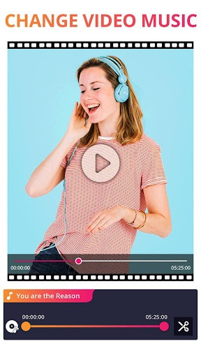Audio Extractor : Extract, Trim & Change Audio pc screenshot 1