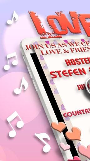 Video Invitation Maker : Video Ecards & invites pc screenshot 1
