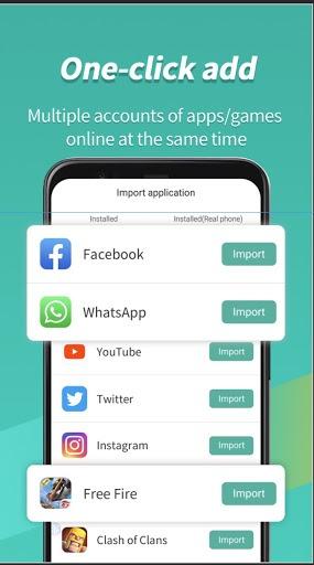 Virtual Android - Game Emulator & Dual Space PC screenshot 2