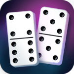 Dominos. Dominoes board game free! Domino online! icon