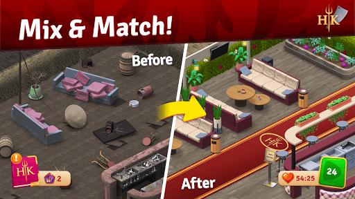Hell's Kitchen: Match & Design PC screenshot 2