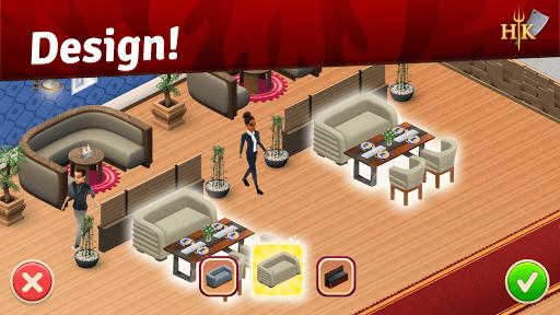 Hell's Kitchen: Match & Design PC screenshot 3