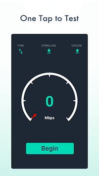 Net speed Meter : Internet  Bandwidth Speed Test pc screenshot 1