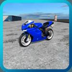 Racing Motorbike Trial icon