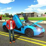 Sports Car Driving Simulator 2018 icon