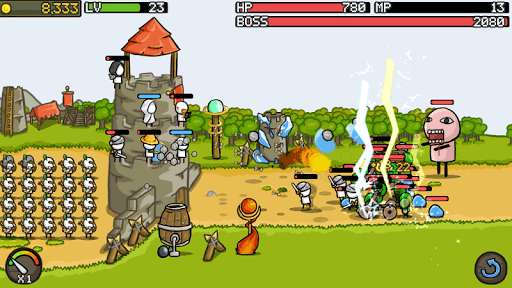 Grow Castle pc screenshot 1