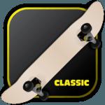 Fingerboard: Skateboard icon