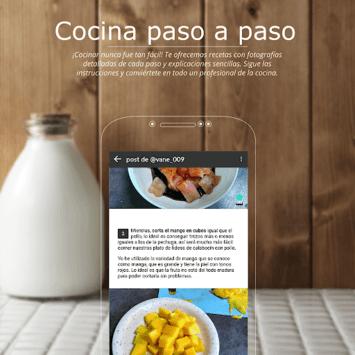 Recetas de cocina gratis – Tu comunidad de cocina pc screenshot 2