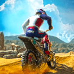 Dirt Bike Unchained for pc logo