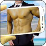 Body Scanner Camera prank App icon