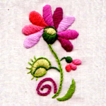 Simple Hand Embroidery icon