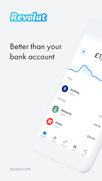 Revolut - Better than your bank pc screenshot 1