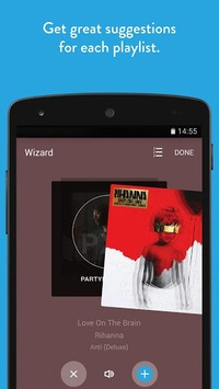 Napster Music pc screenshot 2