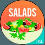 Salad Recipes FREE icon
