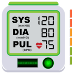 Blood pressure Tracker & BP Diary 2021 icon