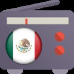 Radio Mexico for pc logo