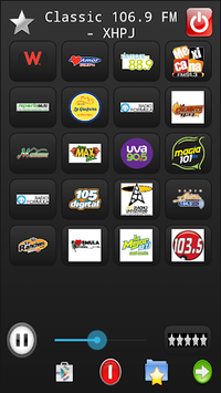 Radio Mexico pc screenshot 1