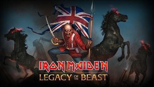Iron Maiden: Legacy of the Beast pc screenshot 1