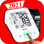 Blood pressure Tracker & bp diary icon