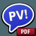 Perfect Viewer PDF&DJVU Plugin icon