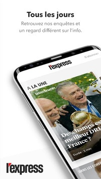 L'Express - Info au quotidien & Actu en direct pc screenshot 1