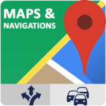 Car Navigation & Traffic Voice Directions icon