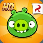 Bad Piggies HD for pc logo