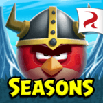 Angry Birds Seasons for pc logo