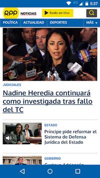 RPP Noticias pc screenshot 1