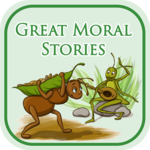 moral stories in english for children offline icon
