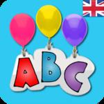 English Alphabet. Letters icon