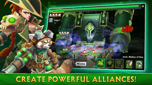 Alliance: Heroes of the Spire pc screenshot 1