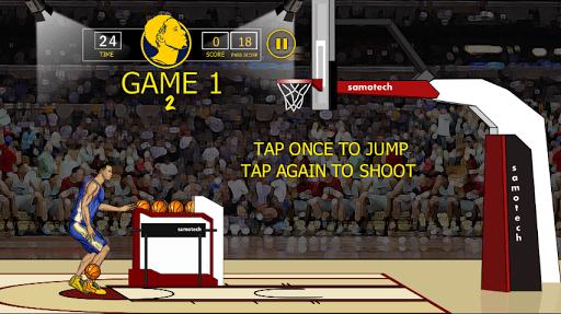 Steph Curry Basket Shots PC screenshot 2