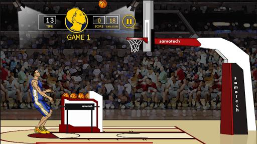 Steph Curry Basket Shots PC screenshot 3