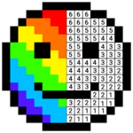 InDraw - Color by Number Pixel Art icon