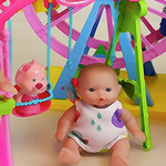 Baby Doll Top kids boys and girls icon