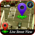 Live Street View Tracking Maps & Speedometer icon