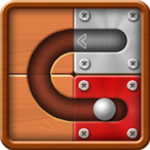 Rolling Ball : Slide Block Puzzle icon
