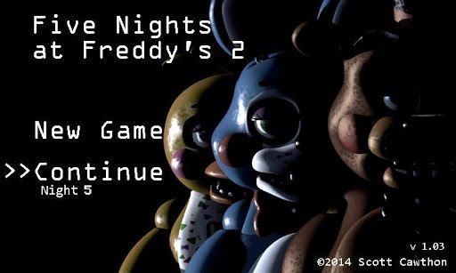 Five Nights at Freddy's 2 Demo PC screenshot 1