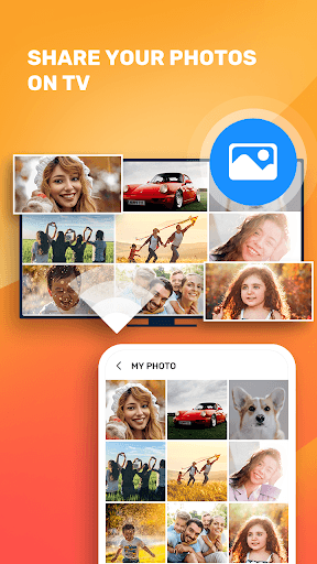 Screen Mirroring App - Cast Phone to TV with Wifi pc screenshot 1