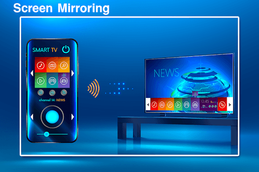 Screen Mirroring - Cast to Smart TV PC screenshot 1