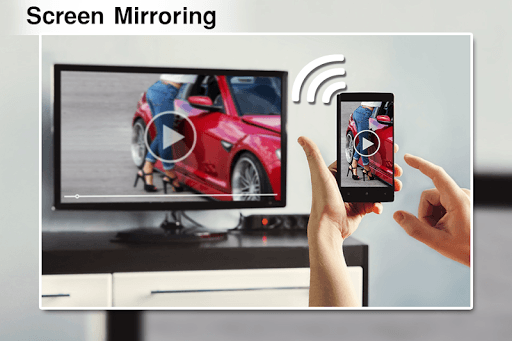 Screen Mirroring - Cast to Smart TV PC screenshot 2