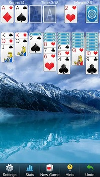 Solitaire Card Games pc screenshot 1