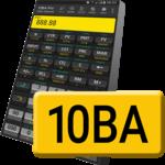 10BA Professional Financial Calculator icon