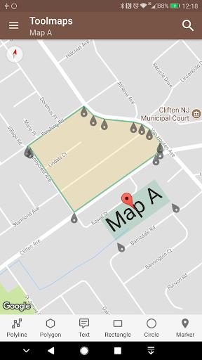 Tools for Google Maps PC screenshot 2