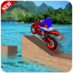 Racing Moto Bike Stunt icon