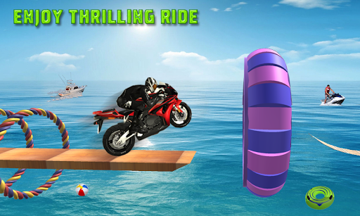 Racing Moto Bike Stunt pc screenshot 1