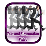 Slow and Fast Motion Video for pc logo